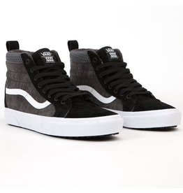 Vans Vans - Sk8 - Hi MTE DX - (Mission Workshop) Blk/Asp/Wht - US9/270mm
