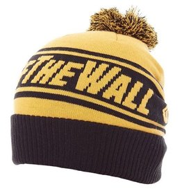 Vans Vans - Off The Wall Pom Beanie - Mineral Yellow