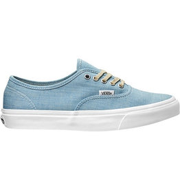 Vans Vans - Authentic Slim, (Chambray) Blue/True White, 36,5-23cm-5