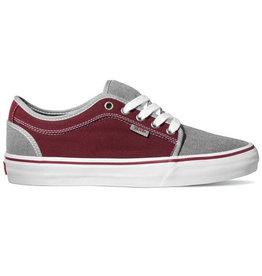 Vans Vans - Chukka Low (Oxford), Grey/Burgundy, 44-28,5cm-10,5