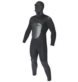 C-Skins C-Skins - 6/5mm - Hot Wired Hooded, Black, XLT/106