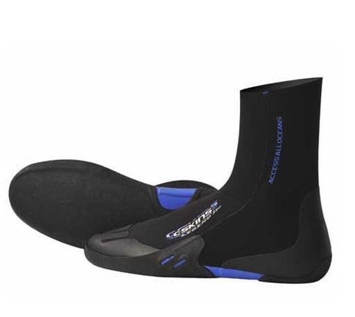 C-Skins - 3,5mm - Legend Junior Boot, S/EU25-26 (15-15,5cm)