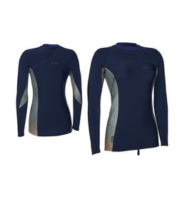 ION ION - Neo Top Women 2/1 LS blue, 40/L(170-176cm)