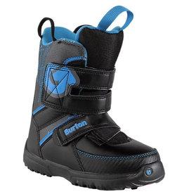 Burton Burton - Grom Boot, Black/Blue, 7C/24/13,5cm