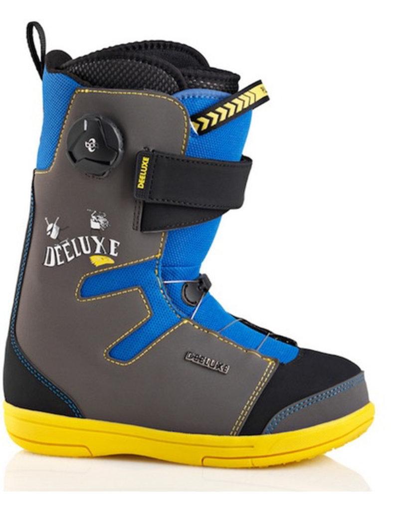 Deeluxe Deeluxe - Junior (C3), Blu/Yel, 39-250-7