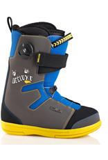 Deeluxe Deeluxe - Junior (C3), Blu/Yel, 35-215-3,5
