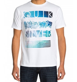 Quiksilver Quiksilver - SS Bright Tee C7, White, S