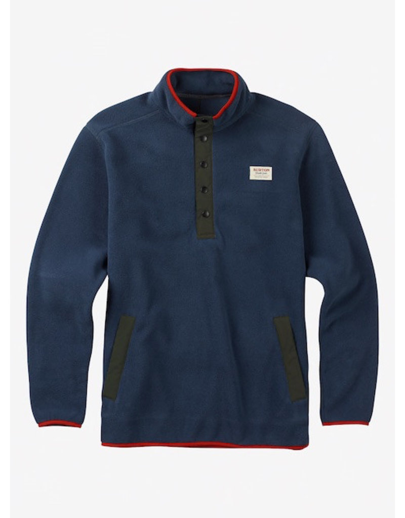 Burton Burton - Hearth Fleece - Mood Indigo - M/50