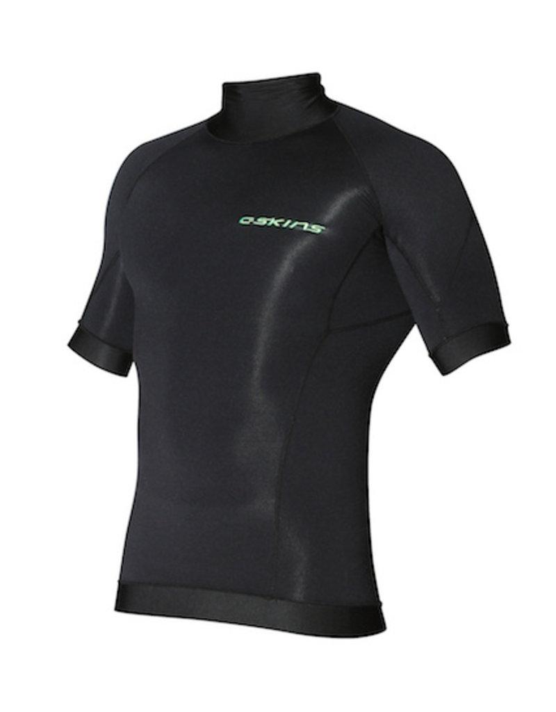 C-SKINS - Hdi Short Sleeve Mens Skins-BLACK, M/50