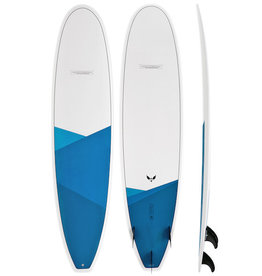 Modern Modern - 7'6 Blackbird X1 Blue Design