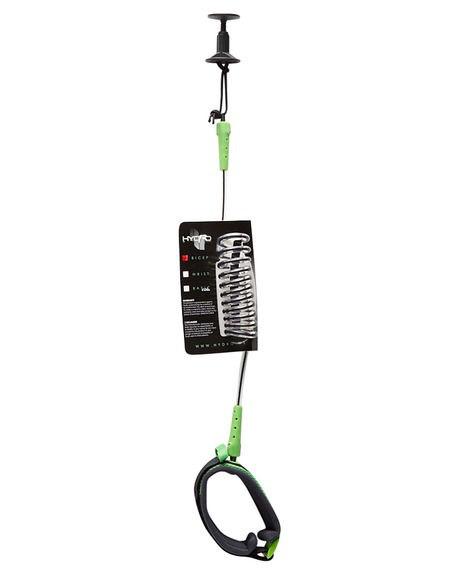 Hydro Hydro - Bodyboard Bicep Leash Charcoal/Green