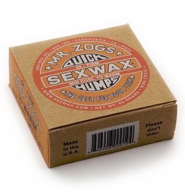 Sexwax SexWax - Quick Humps, 4X (18-26°)