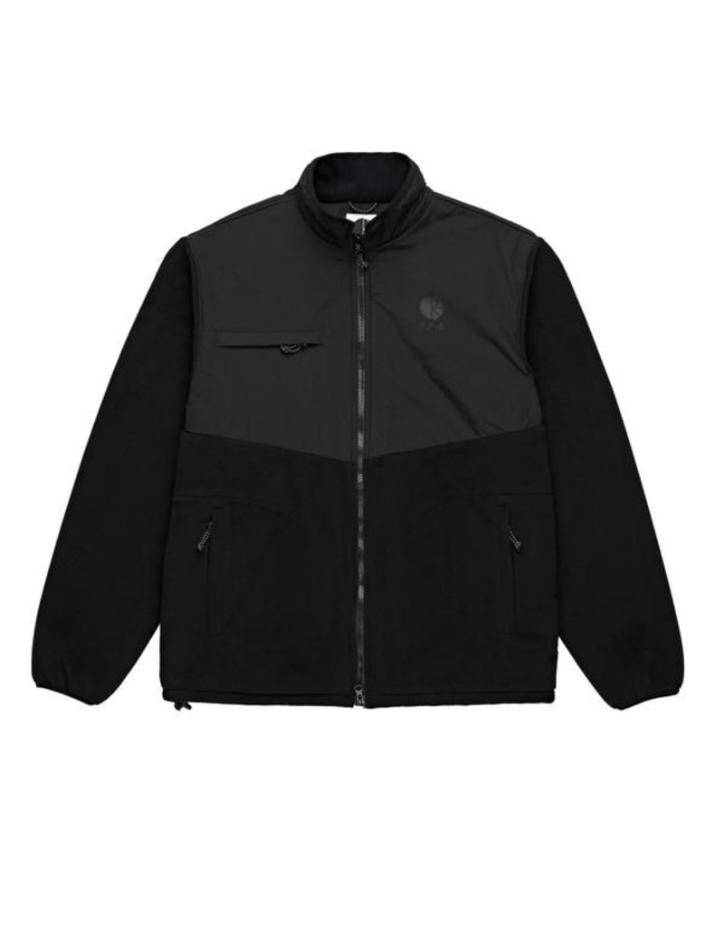 Polar Polar - Hallberg Fleece Jacket - Black - M