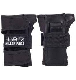 187 187 - Killer Pads Wrist Guard - Black - M