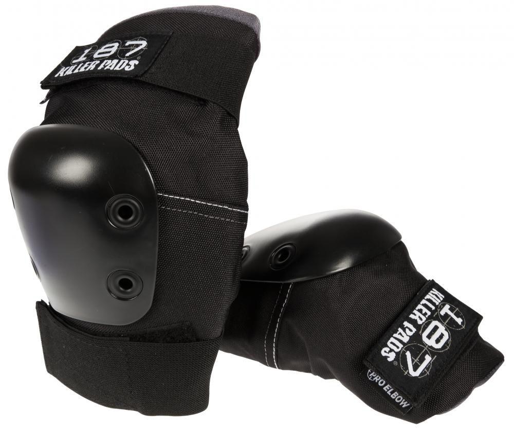187 187 - Killer Pads Pro Elbow - Black - L