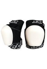 187 187 - Killer Pads Pro Knee - Black/White - M