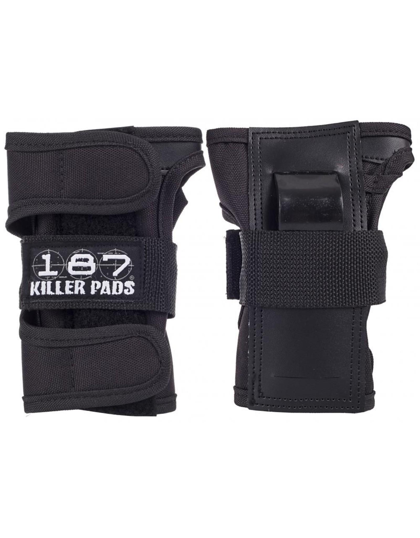 187 187 - Killer Pads Wrist Guard - Black - S