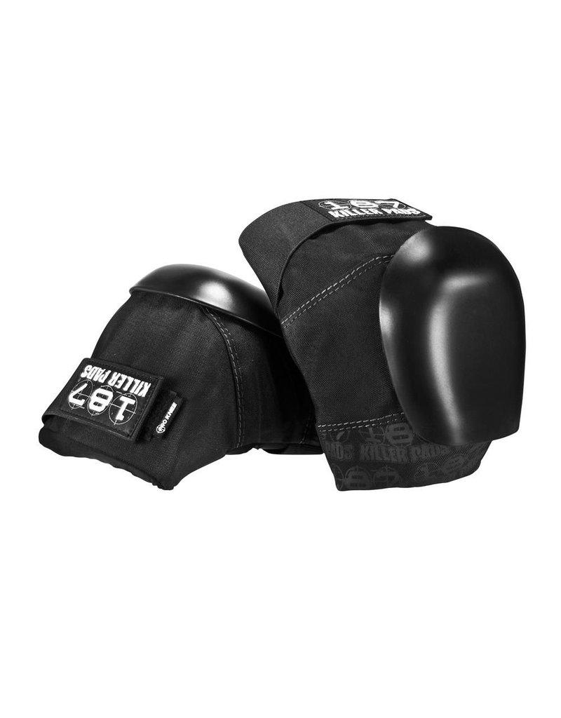 187 187 - Killer Pads Pro Knee - Black - S