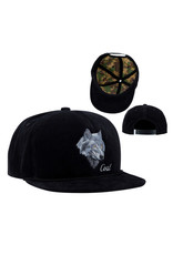Coal Coal - The Wilderness Wolf - Black - OS
