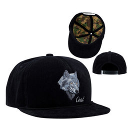 Coal Coal - The Wilderness Wolf - Black - OS