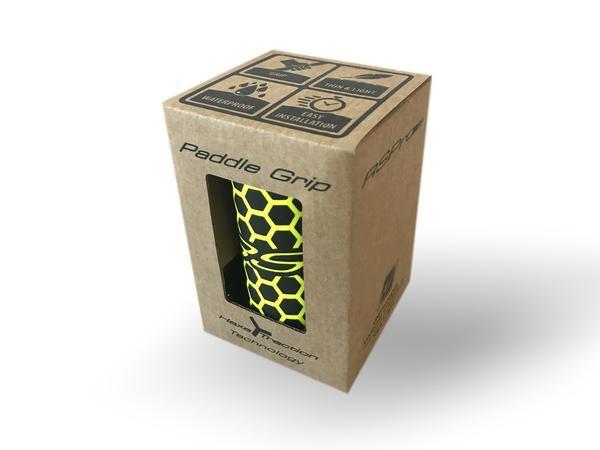 RSPro RSPro - Paddle Grip RSPro Hexa årefriksjon Gul