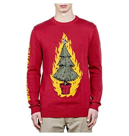 Volcom Volcom - Warm Wishes Sweater - M