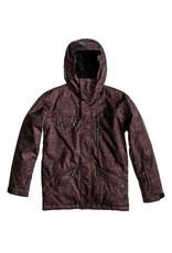 Quiksilver Quiksilver - Raft Youth Jacket, Deep Wood, T10