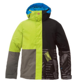Quiksilver Quiksilver - Quarter Jacket Youth, Black, Str, 10