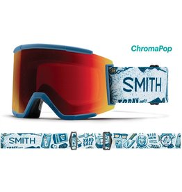 Smith Smith - Squad XL - Kindred - Chromapop - Sun Red