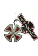 Independent Independent Solo Buckle Red Belte spenne