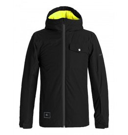 Quiksilver Quiksilver - Mission Solid Youth Jacket - 10/M