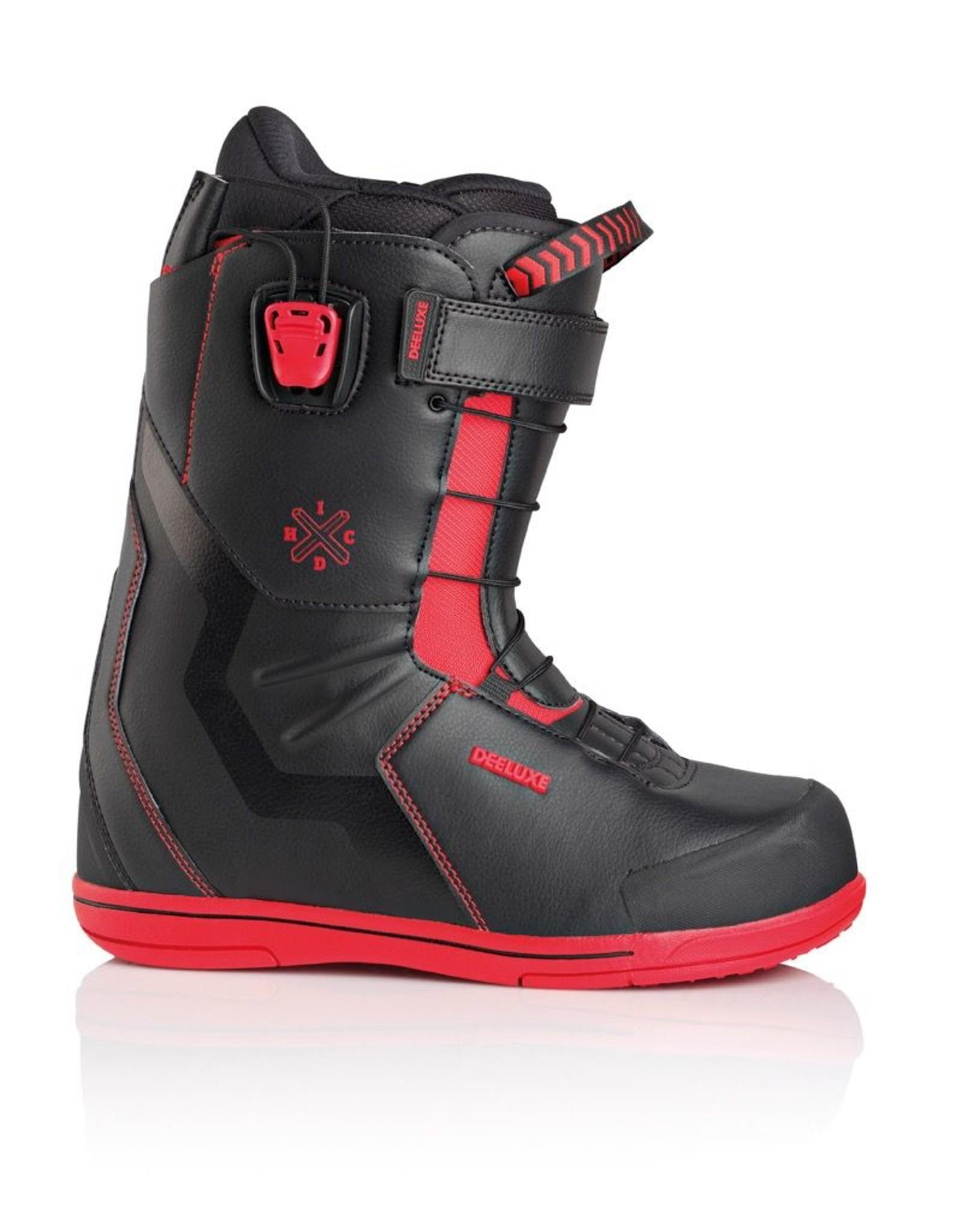 Deeluxe Deeluxe - IDxHC PF Black/Red 45-300mm-12