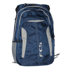 FCS FCS - IQ Backpack - Blue/Grey