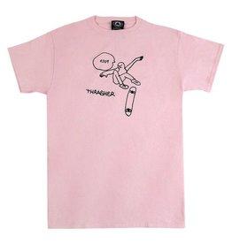 Thrasher Thrasher - Kcuf Light Pink - M