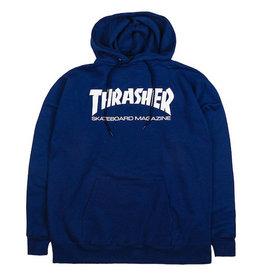 Thrasher Thrasher - Skate Mag Hood Navy - M