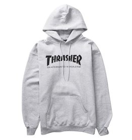 Thrasher Thrasher - Skate Mag Hood Heather - XL
