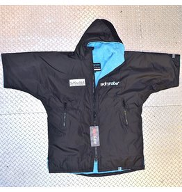 dryrobe Dryrobe Advance Black/Blue XS