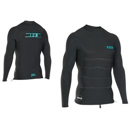 ION ION - 2/1 Neo Top Men LS black, M/50