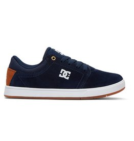 DC DC - Crisis Boys - Navy/White - 253mm-US6,5-38