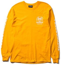 The Hundreds The Hundreds - LA CA lifestyle LS tee - GLD - M