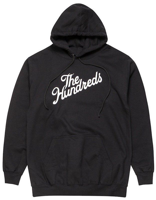 The Hundreds The Hundreds - Forever Slant Pullover - BLK - M