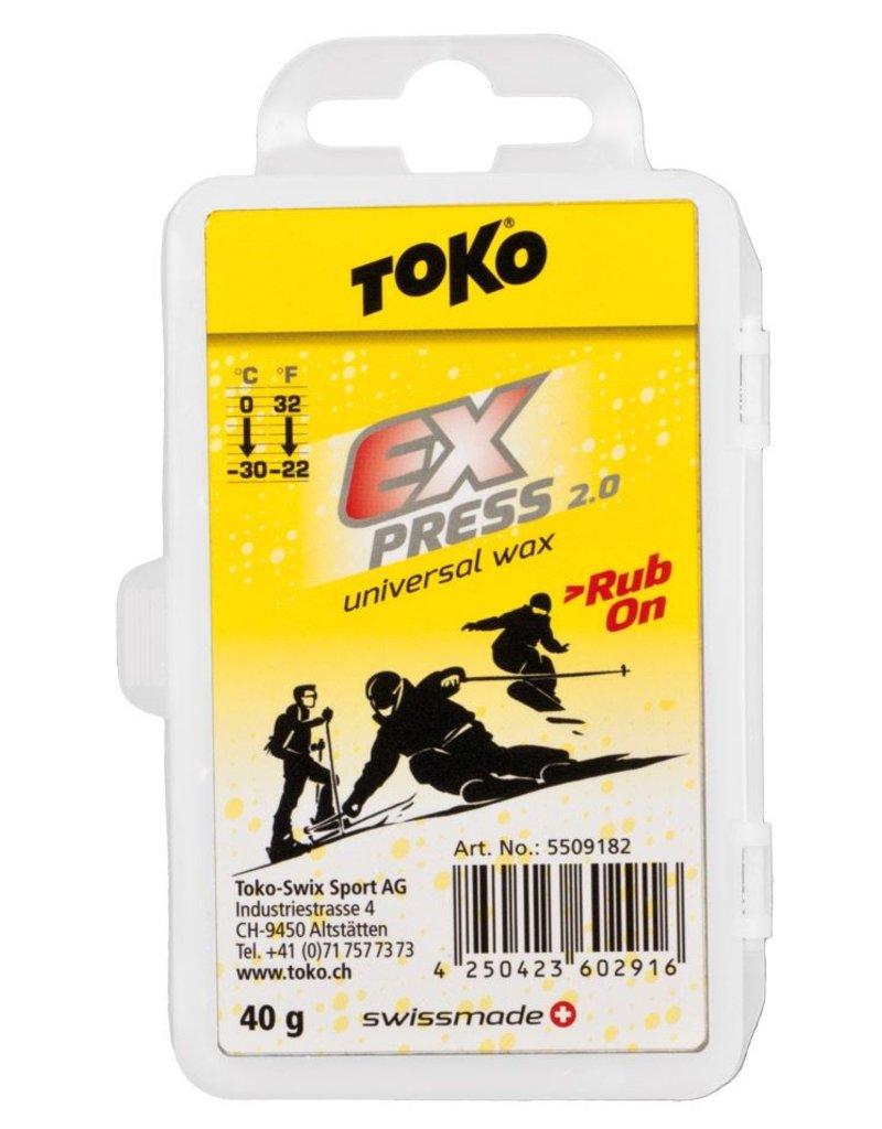 Toko Toko - Allround - all temp Express Rub On wax