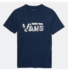 Vans Vans - Focus SS Boys - Navy - S/8år