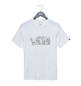 Vans Vans - Focus SS Boys - White - XL/14år