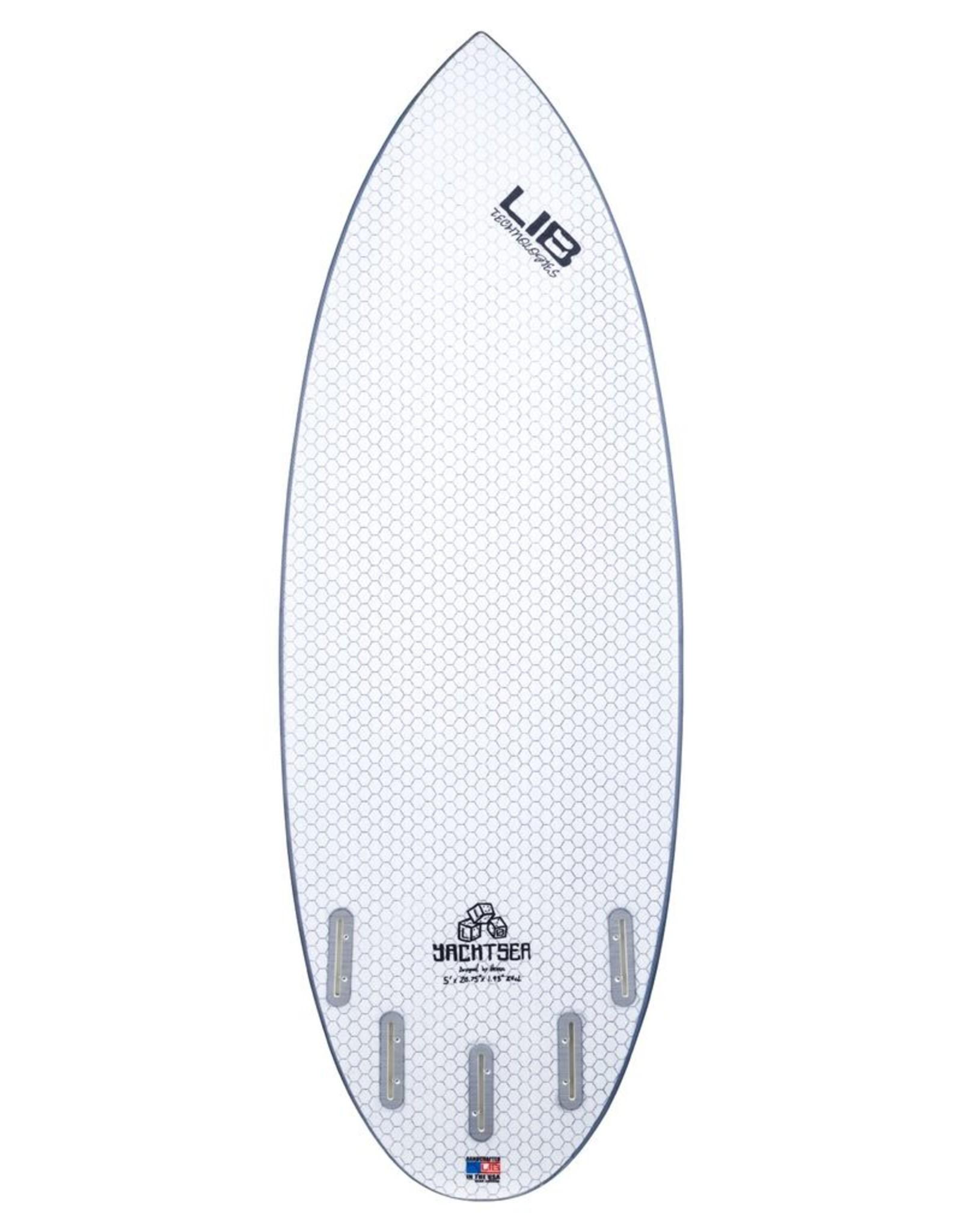 "Lib-Tech Lib-Tech 4'9 Yacht Sea Wakesurf ""SURFY POCKET SLASH BLASTER"""