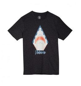 Volcom Volcom - Shark Stone Heather SS - HBK - 14/XL