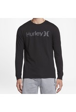 Hurley Hurley - One & Only LS - L - Black (010)