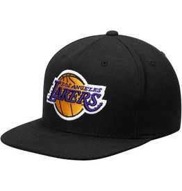 Mitchell & Ness Mitchell & Ness - Wool Solid 2 Snapback - La Lakers