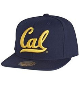 Mitchell & Ness Mitchell & Ness - Team Solid Snapback - California Golden Bears