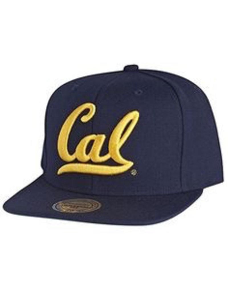 Mitchell & Ness Mitchell & Ness - Team Solid Snapback - California Golden Bears